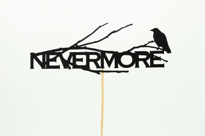 Nevermore logo