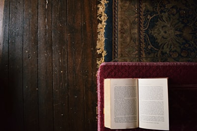 Joseph Campbell's book, Myths to Live By (1972), original edition from Viking Press. The reading process was splendid; among the smokey woods and carpets of my home back in Brighton, England. I personally take delight in the ambience of this photo, its mystery and aliveness.