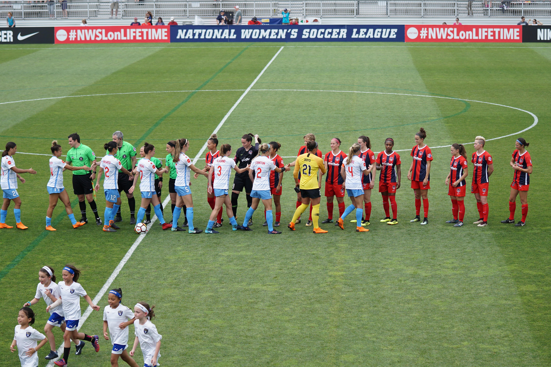 national women's soccer league