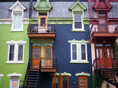Homes in Color
