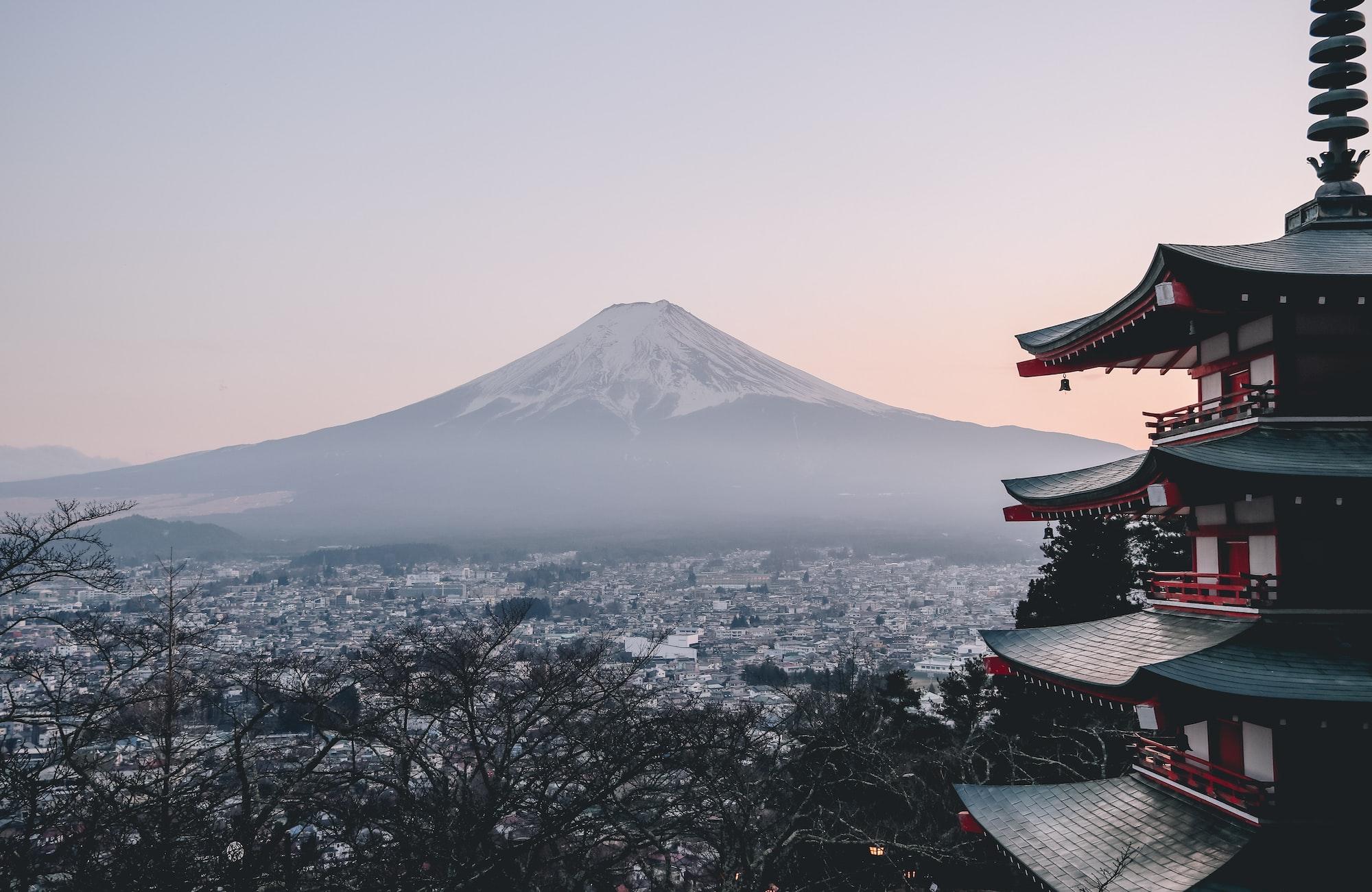 Japan and Sakhalin