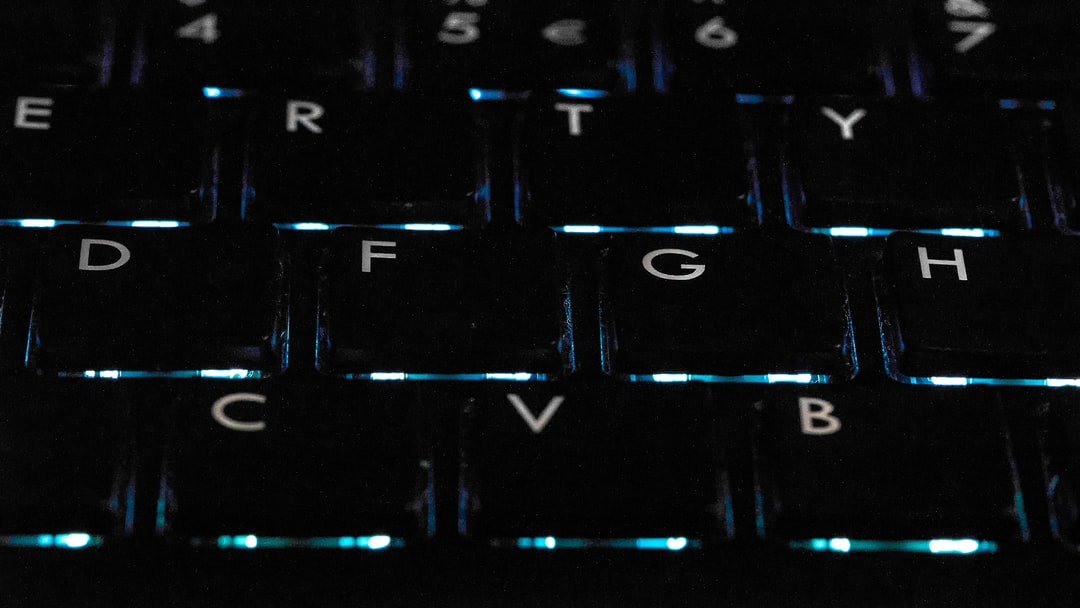 Laptop keyboard with lights