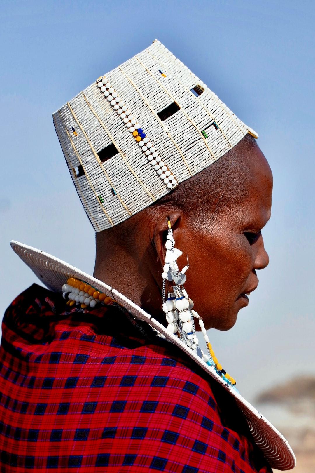 Maasai who like fresh bovine blood