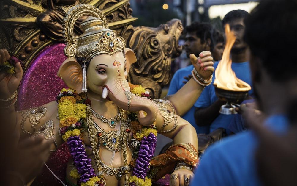 Pen Ganesh Murtidownload Hd: HD Photo By Billeasy (@billeasy) On Unsplash