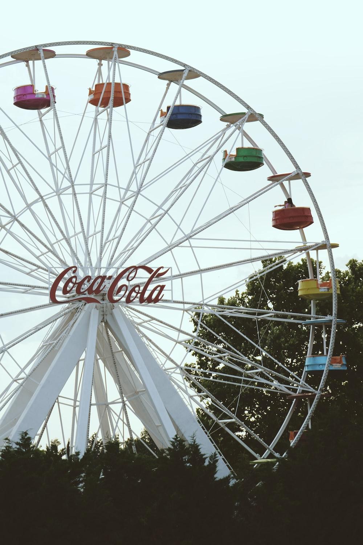 Coca-Cola ferris wheel
