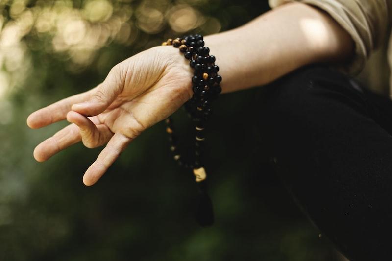 能量 淨化 心靈 手印 塔羅