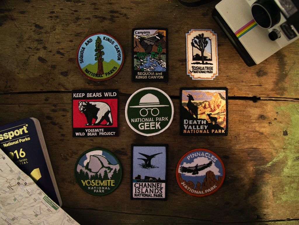 Looking for custom patches made to order? Custom embroidered and woven labels.