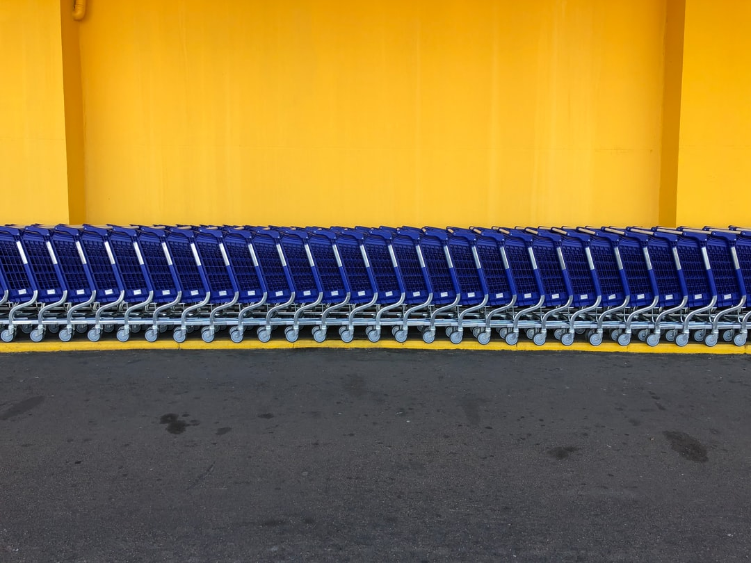I was talking to my therapist on the phone on a Walmart parking lot in the deep south of Brazil. The light was good, and the carts were more organized than my life.