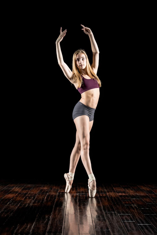woman dancing inside room