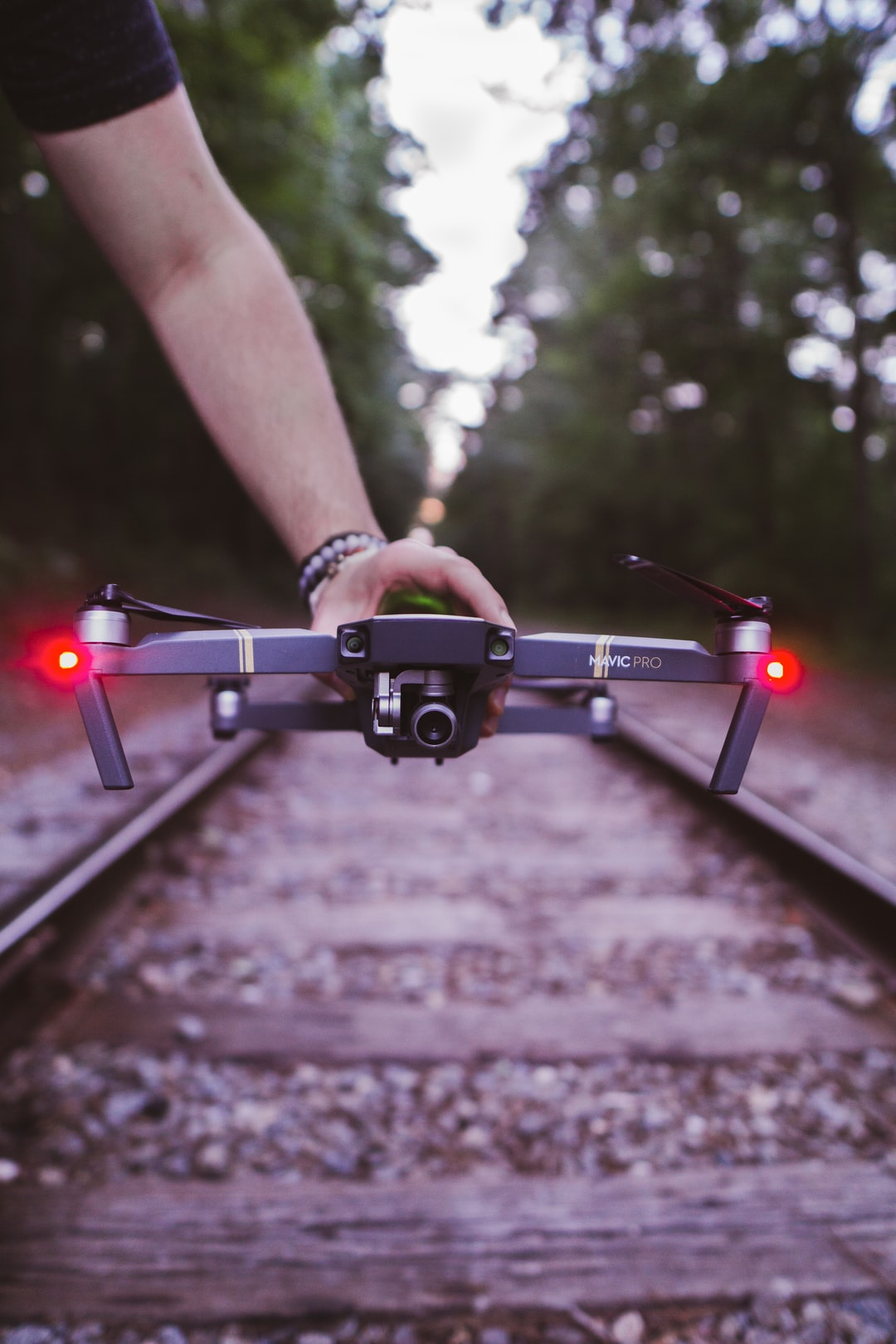 After going almost two weeks without shooting, some friends and I were finally able to go out and shoot. We spent hours flying drones, walking across an abandoned railroad bridge, and lighting sparklers. It was a good time to be had.