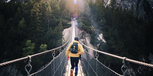 Trip, but don't fall : How to get yourself back on track