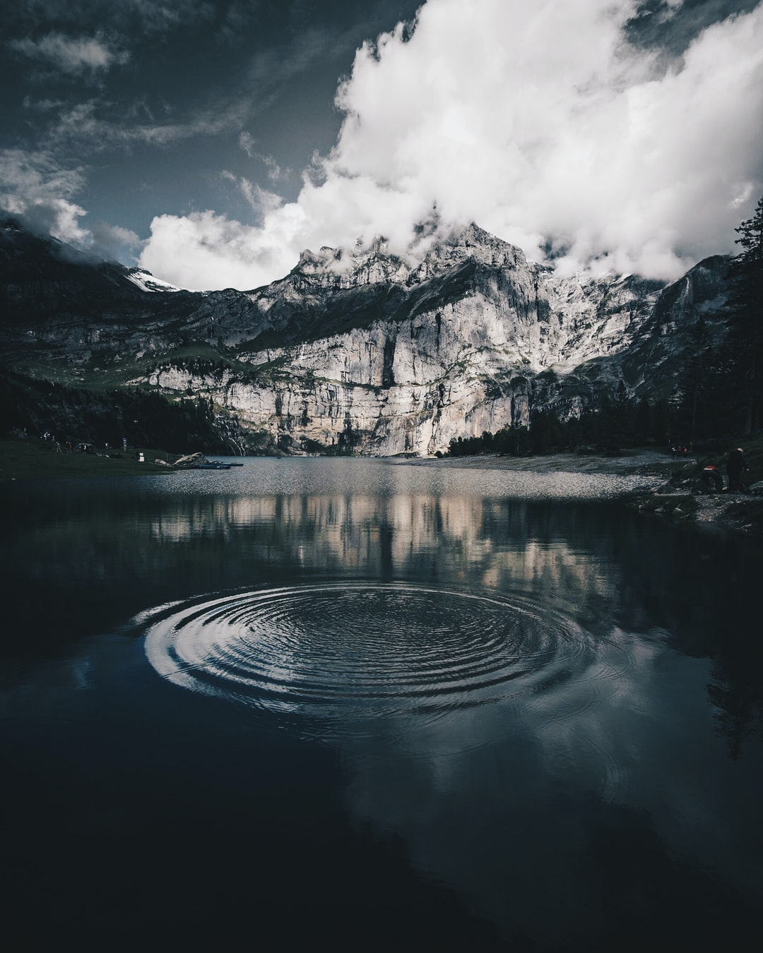 Mountain Water Drop