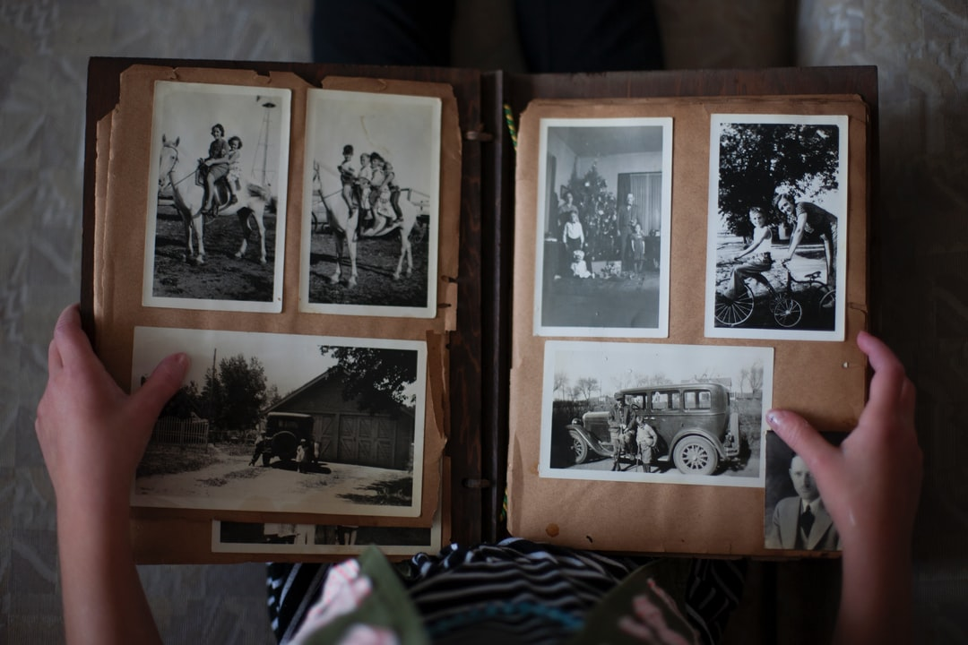We pulled out some of the old photo albums from my family, and loved seeing my kids look through them. Photos are timeless and the thing that we can pass through generations to tell our stories.