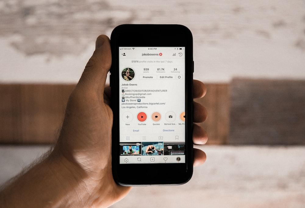 devenir influenceur pour gagner de l'argent sur instagram et sur le net