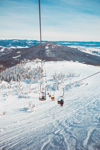 北欧 アウトドアスポーツ スキー