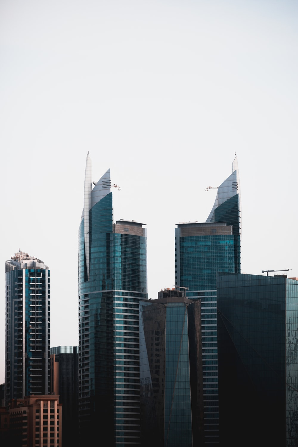 buildings during daytime