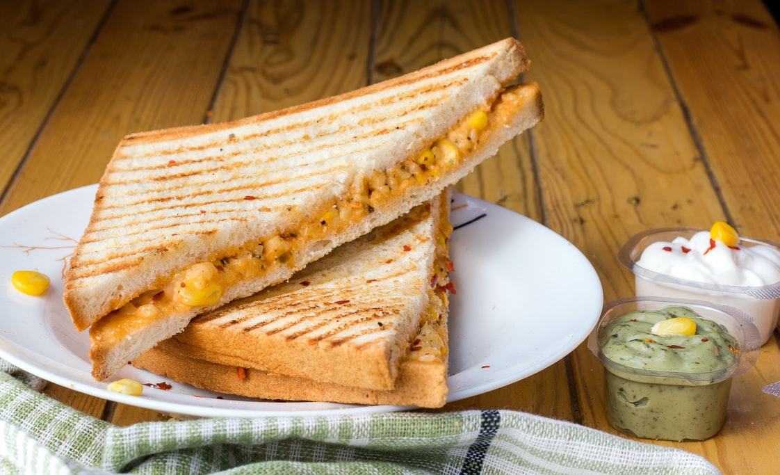 VBest Grilled Cheese Ever