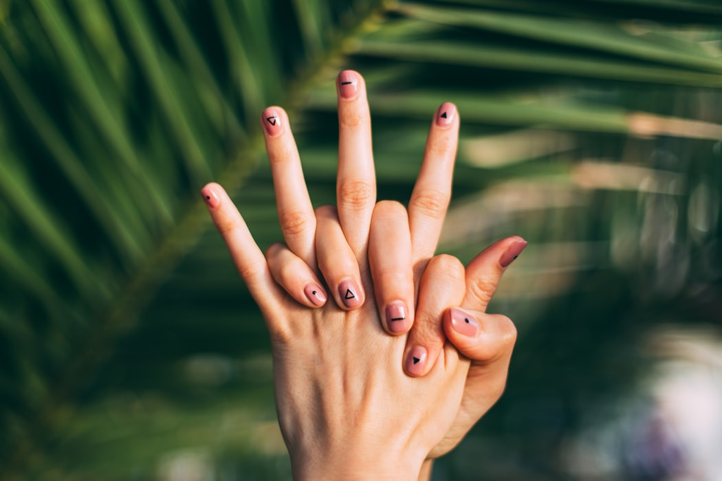 Injured fingernails grow faster than uninjured ones