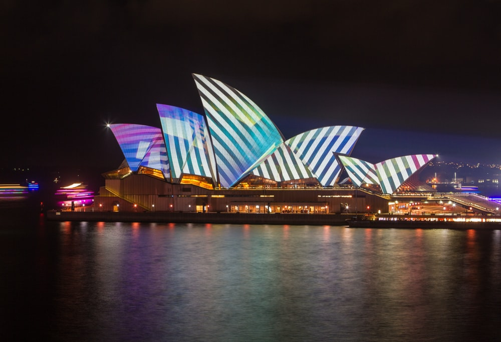 Opera House,Sydney Australia