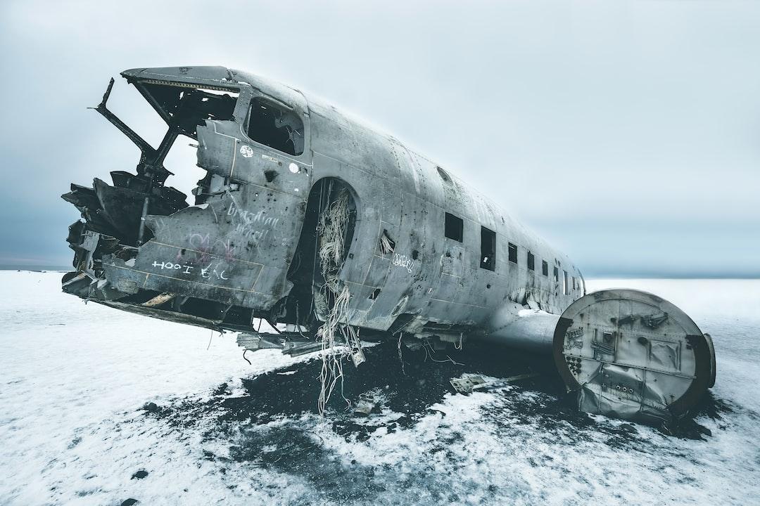 Trek to see the abandoned DC plane on Sólheimasandur during a road-trip around Iceland.