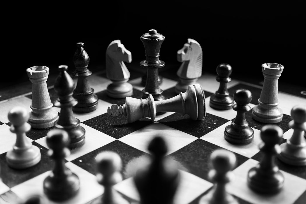 "The word ""Checkmate"" in chess comes from the Persian phrase ""Shah Mat,"" which means ""the king is dead""."