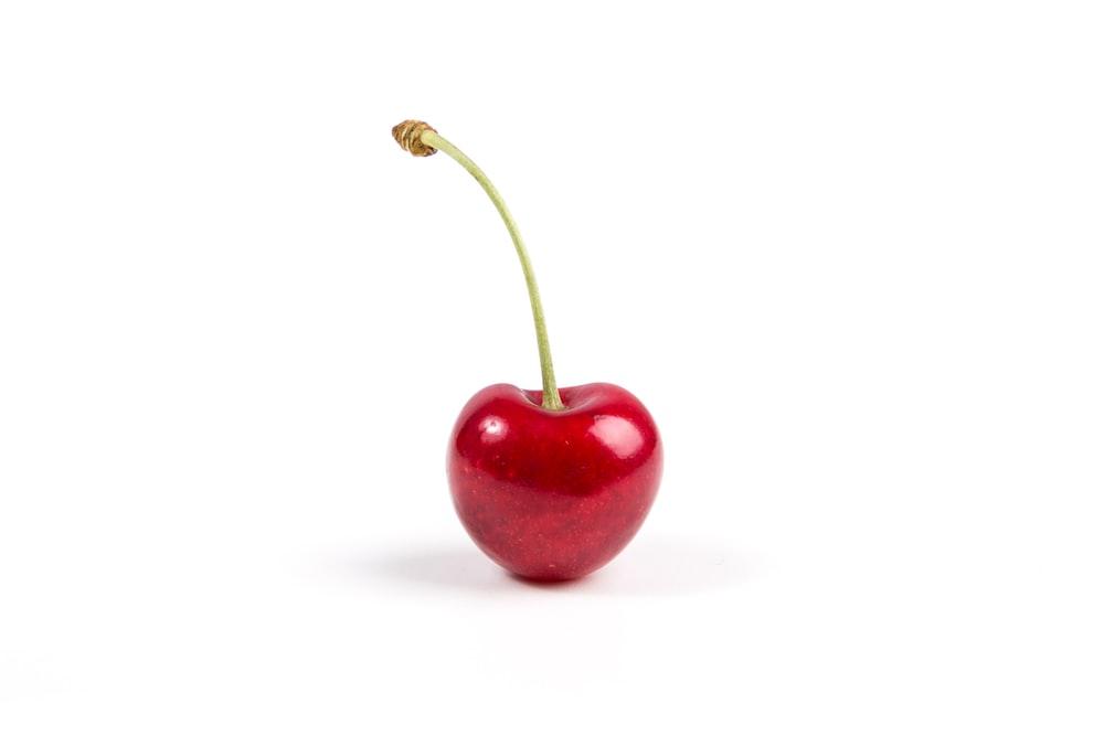 cherry fruit closeup photography