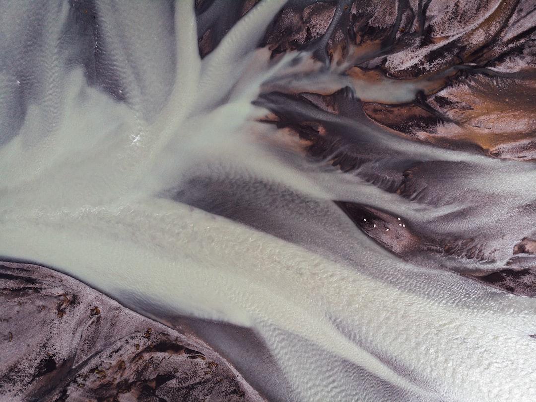 Icelandic arteries