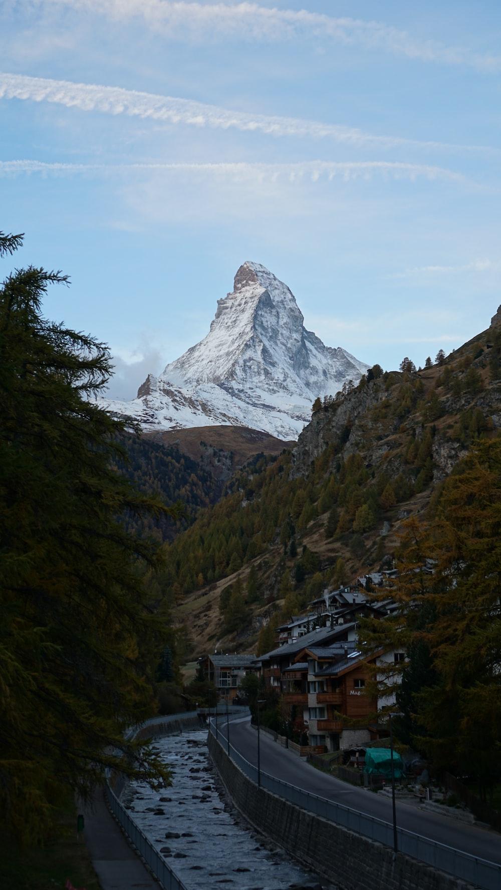 Matterhorn in Europe