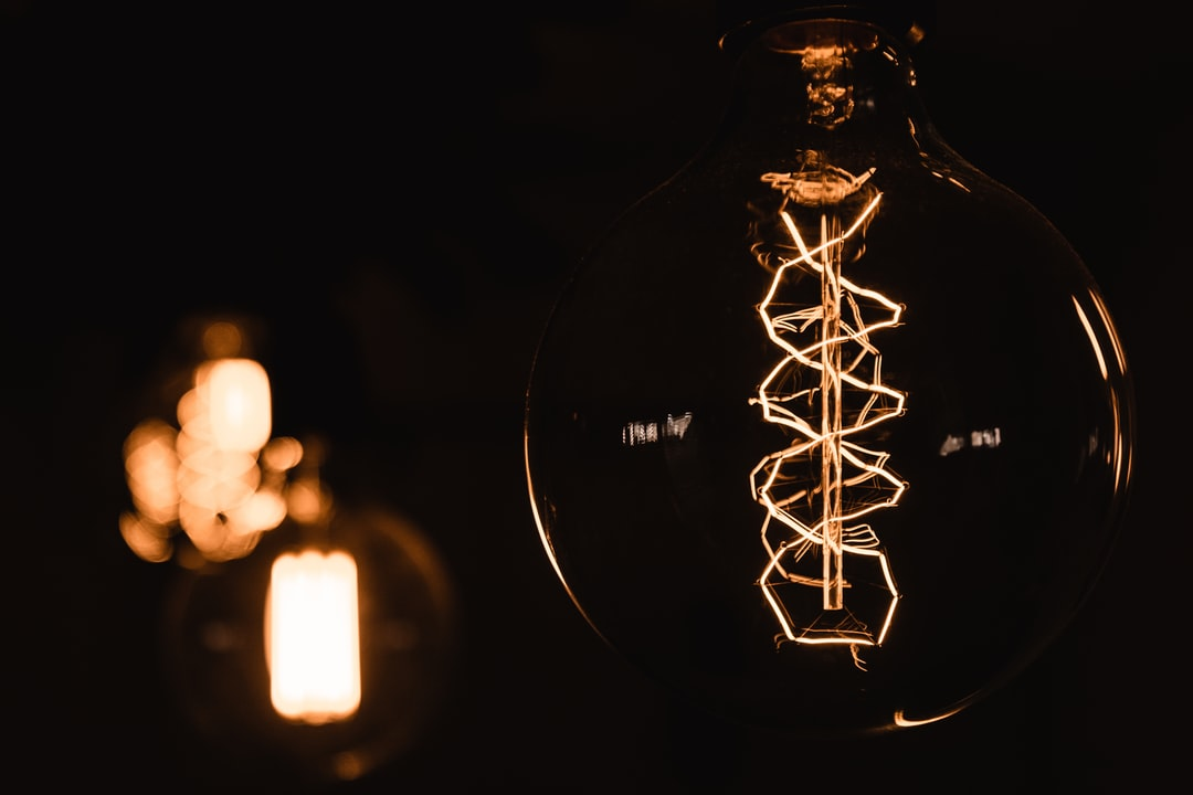 Exposed filament light bulbs making a comeback in 2020