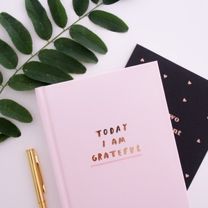 Today I am Grateful book