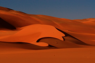 desert sand during dawn libya zoom background