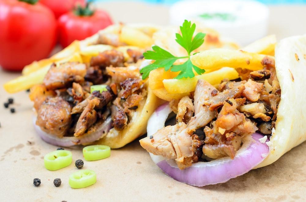 beef shawarma
