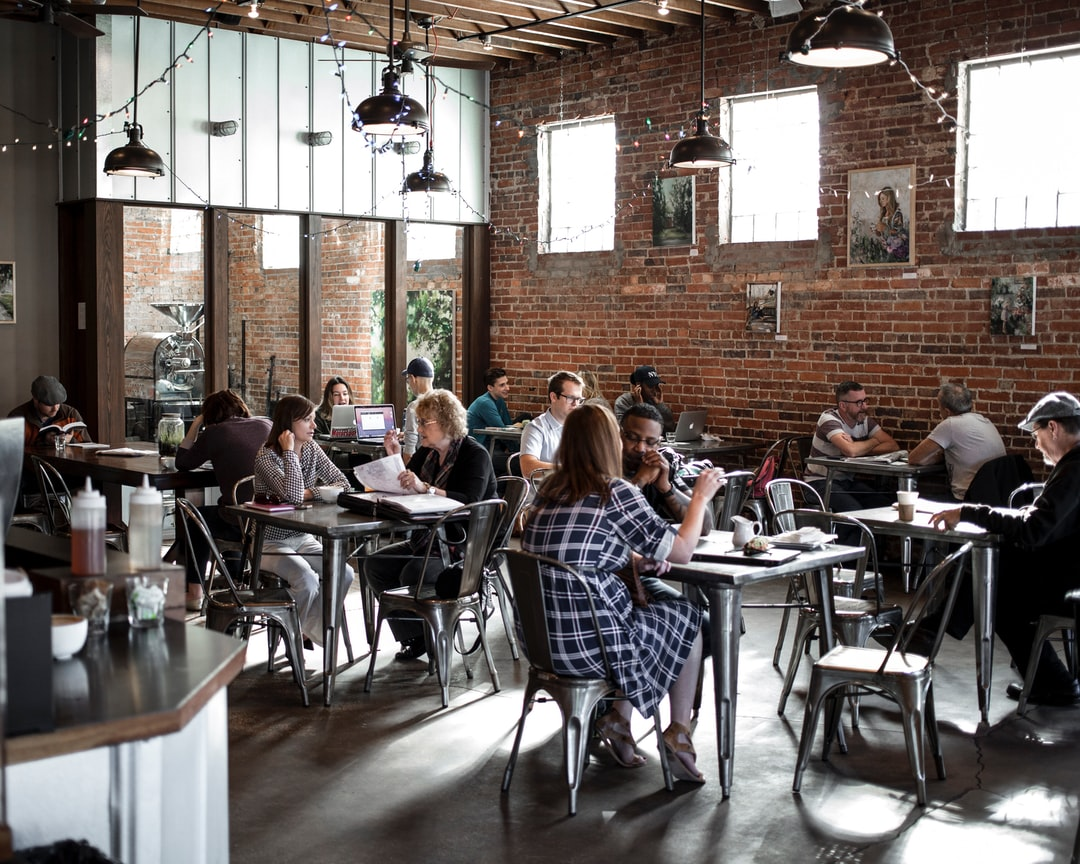 Why coffee shops and co-working spaces are more productive