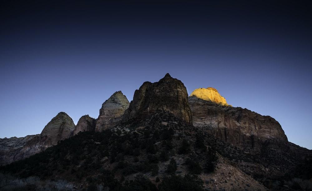 mountain s