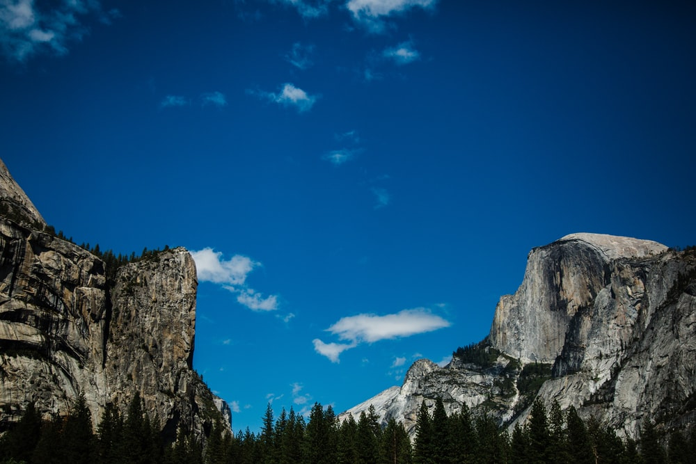 El Capitan, Yosemite National Park at daytime