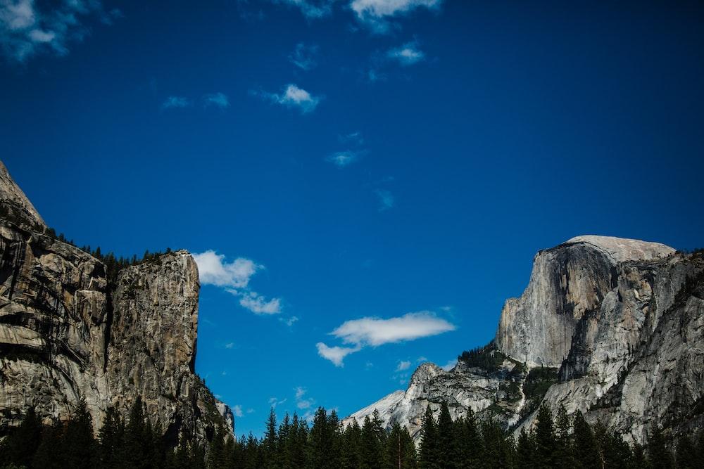 El Capitan, Yosemite National Park at daytime