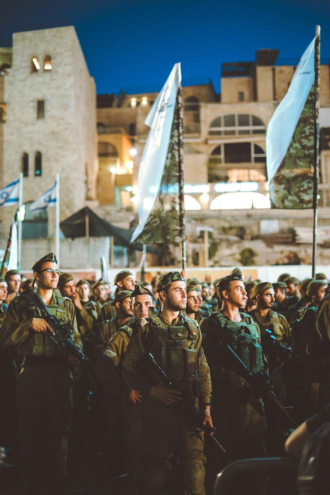 Israeli soliders