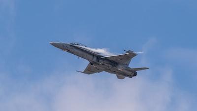 Beschreibung des Fotografen: Spanish F18