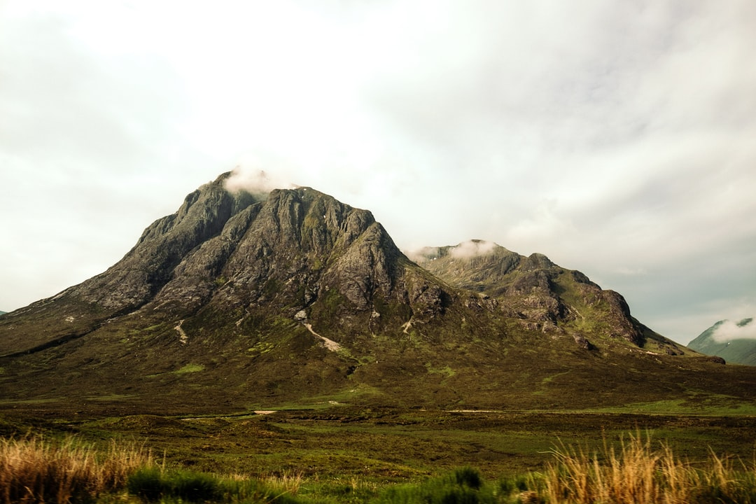 picturesque views on our journey through the valley of Glen Coe