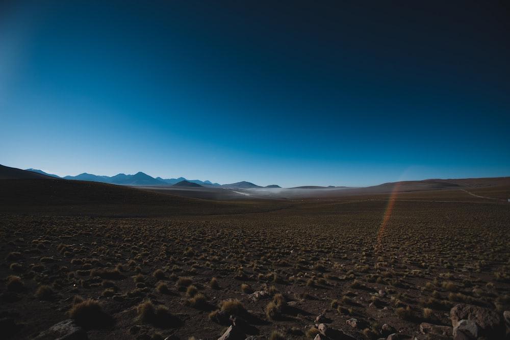 sand at sunrise