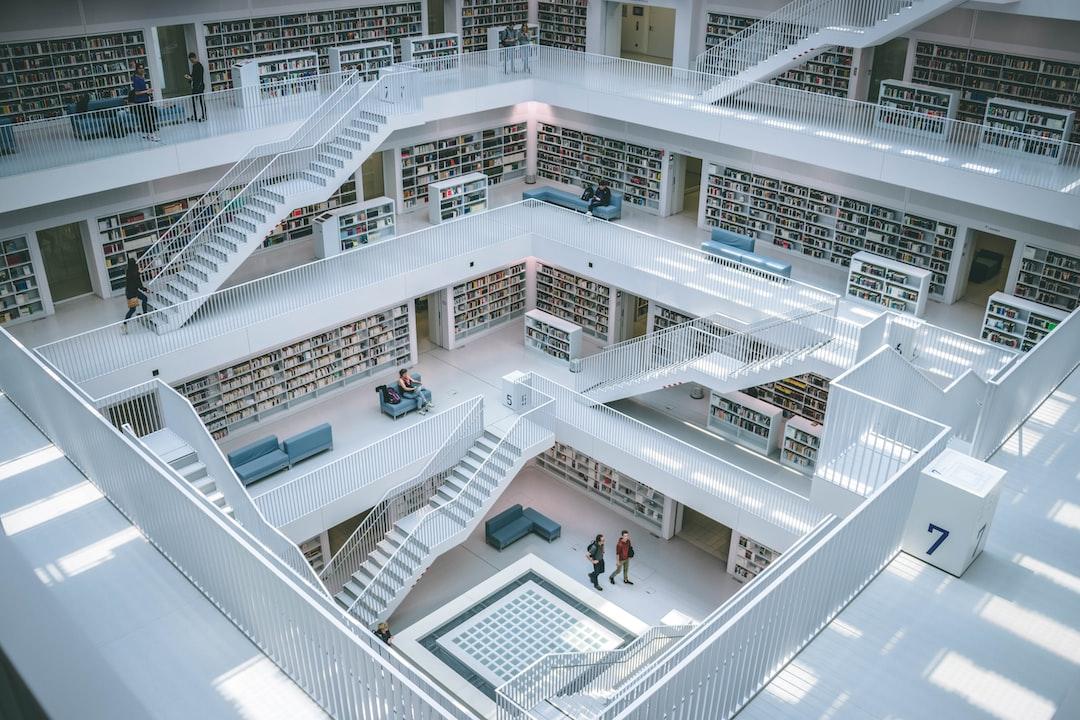 7 Perpustakaan Terkeren di Dunia