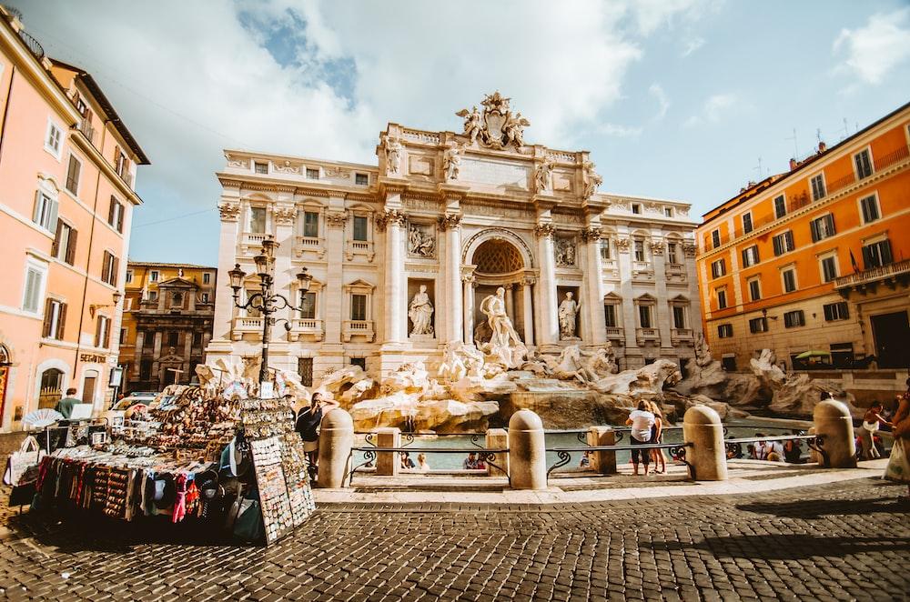 romantic cities in europe - rome