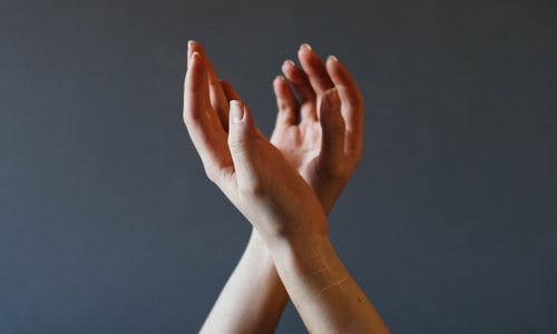 fingers pickup line