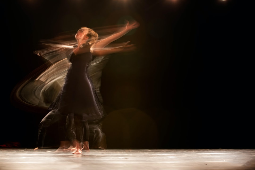 """""""This is in Ramallah Contemporary Dance Festival 2018"""""""