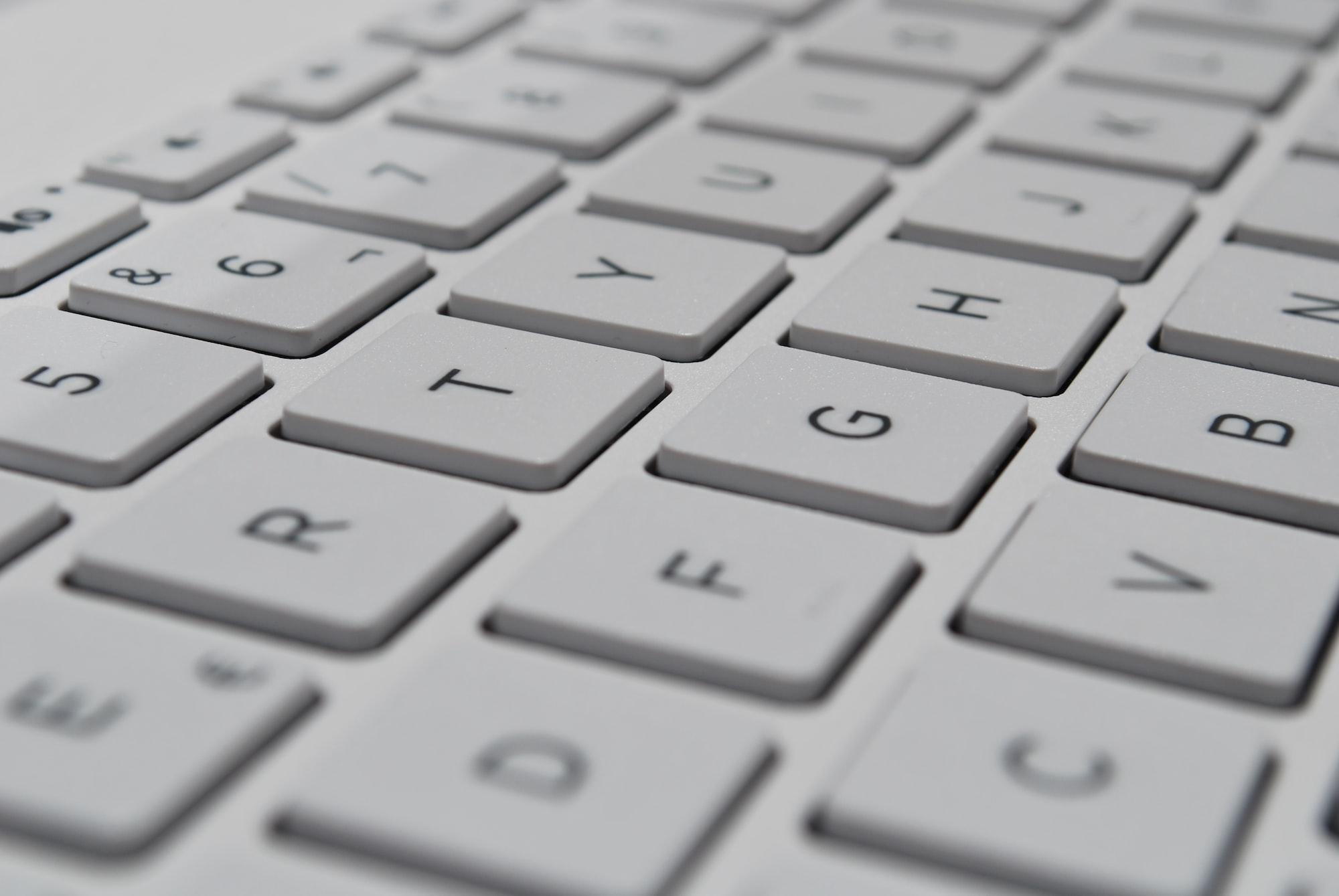 Colemak 鍵盤配置,讓你打字變舒適!