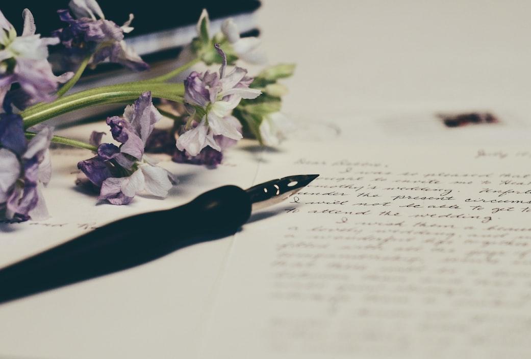 引き寄せの法則 実践 自分への手紙