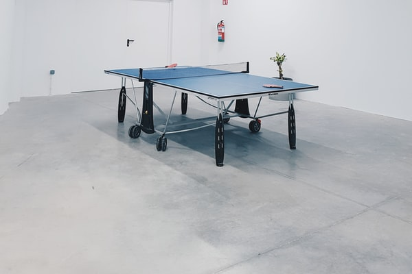 Ping Pong in the office