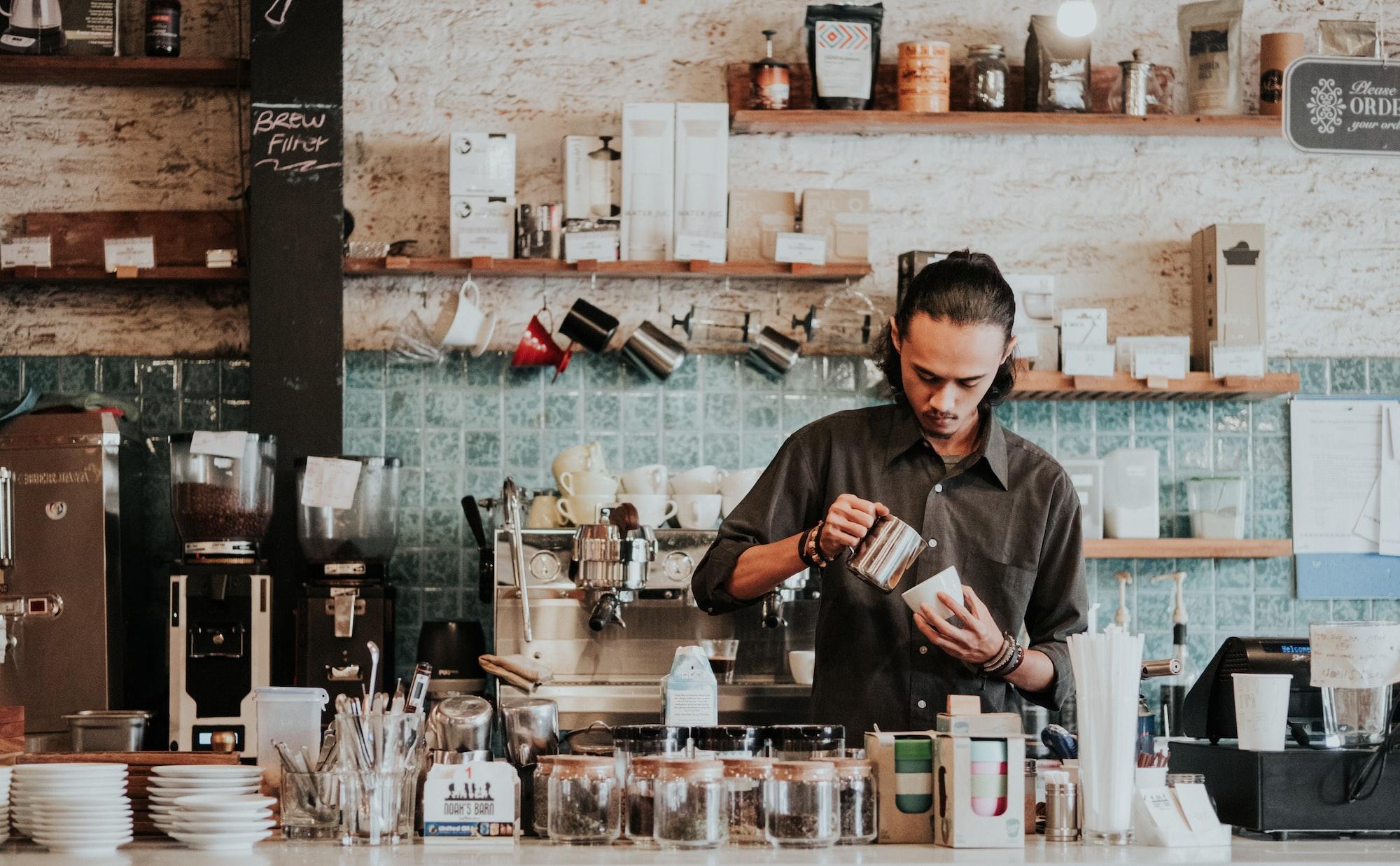 Easy Espresso tests: use Barista
