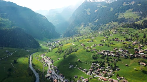 Grindelwald village in Swiss, Things to Do in Switzerland in October