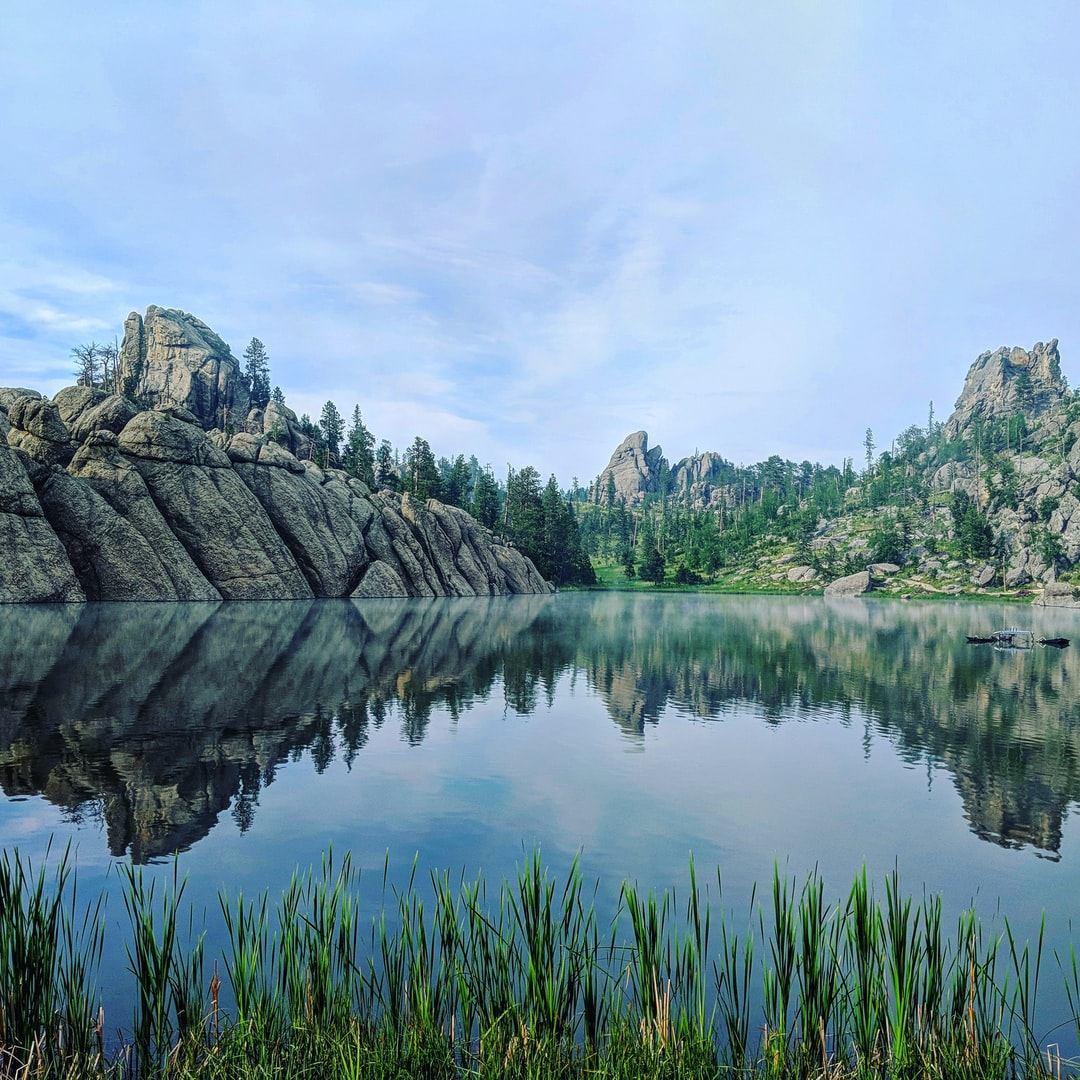 """Just driving through a national park and enjoying the views and my wife said she didn't want to stop and I said, """"just for a second"""". We were blown away by the beauty. I stayed here taking pictures for three hours. I want to go back."""